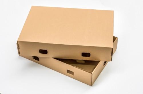 pudełka kaszerowane